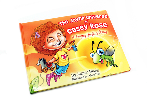 The Joyful Universe of Casey Rose and the Joybug