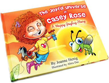 The Joyful Universe of Case Rose - A HAPPY Joybug Story